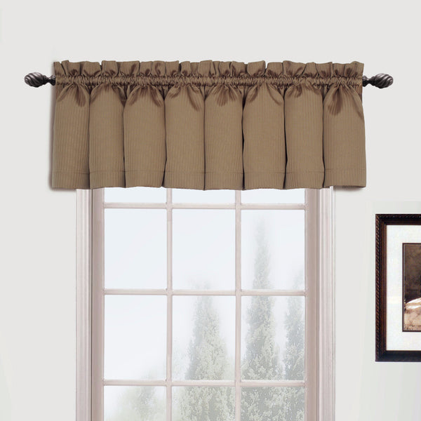 Metro-Rod-Pocket-Valance-Taupe-Zoom