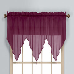 Monte-Carlo-Ascot-Valance-Burgundy-Zoom