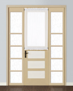 Monte Carlo Semi Voile Door Panel