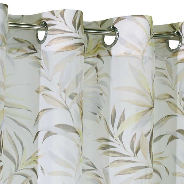 Antigua Indoor/Outdoor Sheer Grommet Top Panel