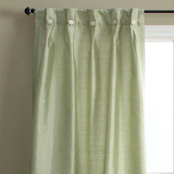 Artisan-Box-Pleated-Back-Tab-Patio-Panel-With-Buttons-Sage-Zoom