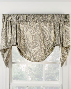 Artissimo Lined Tie-up Valance