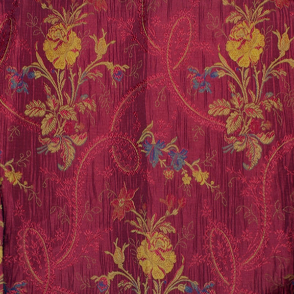 Jewel-Woven-Panel-And-Austrian-Valance-Burgundy-Zoom