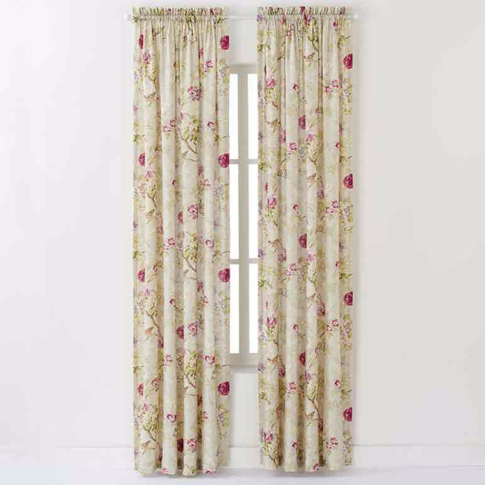 Balmoral Unlined Tailored Panel Ellis Curtain
