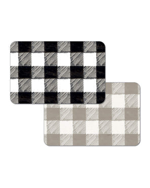 Buffalo Check Reversible Placemat