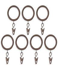 Blockaide-1Dia-Bay-Window-Rod-Set-Clip-Ring-Antique-Brown