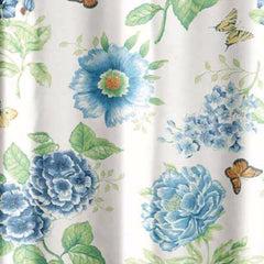 Blue-Floral-Garden-Fabric-Shower-Curtain-Blue-Zoom