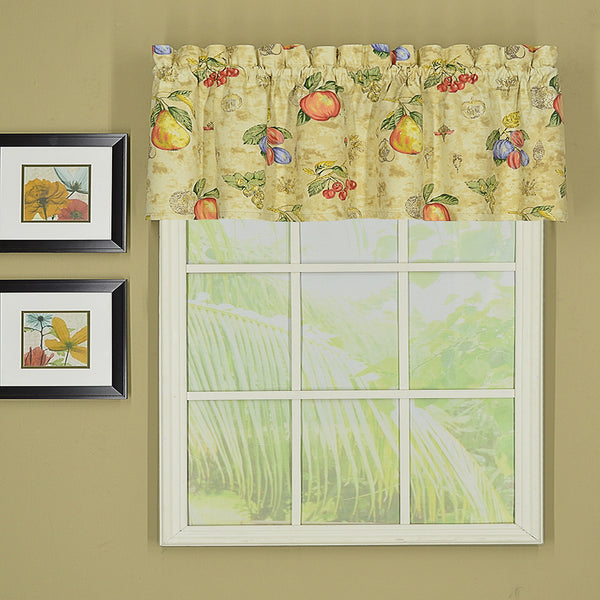 Orchard Tailored Valance