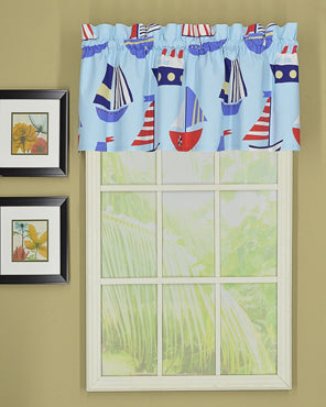 Bayside Tailored Valance
