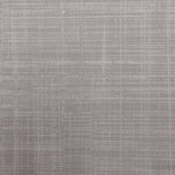 Close up of silver Carter Thermal Lined Grommet Panel fabric