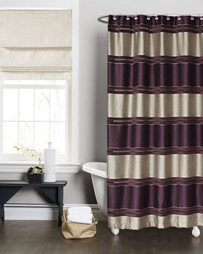 Chantelle Fabric Shower Curtain Popular Bath