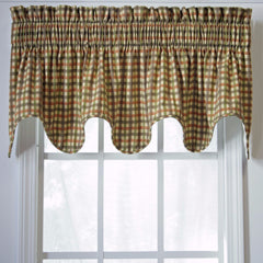 Charlestown-Lined-Scalloped-Valance-Brown-Zoom