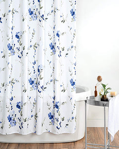 Charlotte Fabric Shower Curtain