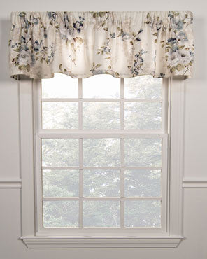 Chatsworth Lined Tie-Up Valance