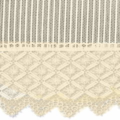 Chelsea- Pin-Stripe-Sheer-Tier - and-Valance-Ecru-Zoom