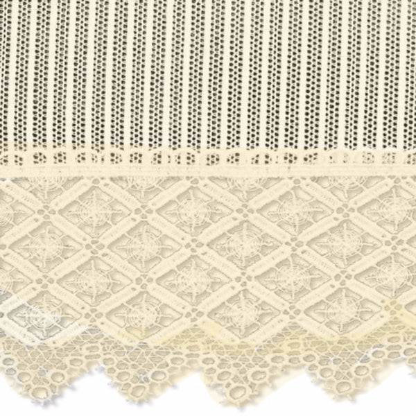 Chelsea-Pinstripe-Sheer-Panel-with-Macrame-Trim-Ecru-Zoom