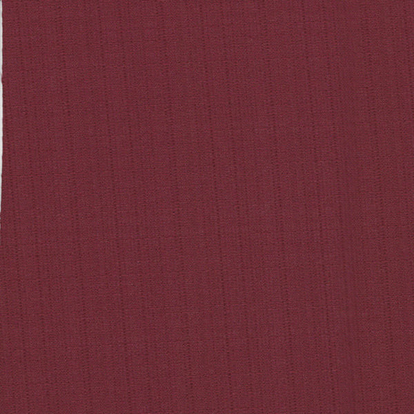 Closeup of Bordeaux Crosby Insulated Pinch Pleat Panel Pair fabric