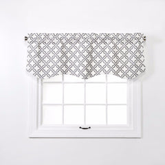 Crystal-Lined-Embroidered-Scalloped-Valance-Charcoal-Zoom