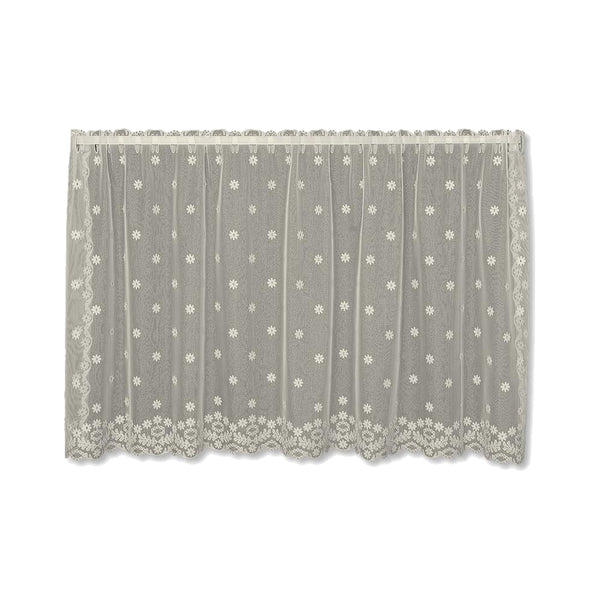 Daisy Lace Tiers and Valance