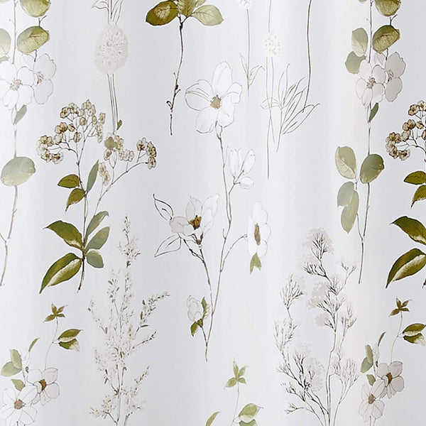 Daphne Peva Shower Curtain