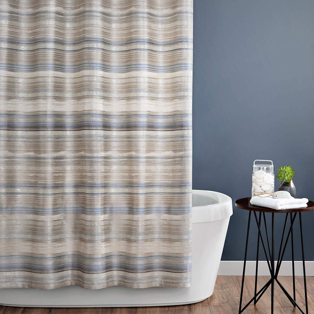 Darian Fabric Shower Curtain