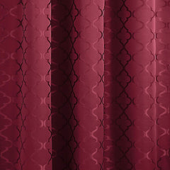 Denise-Thermal-Lined-Valance-Burgundy-Zoom