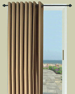 Elegance Insulated Grommet Top Patio Panel decorative rod