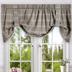 Morrison-Lined-Tie-Up-Valance-Black-Zoom