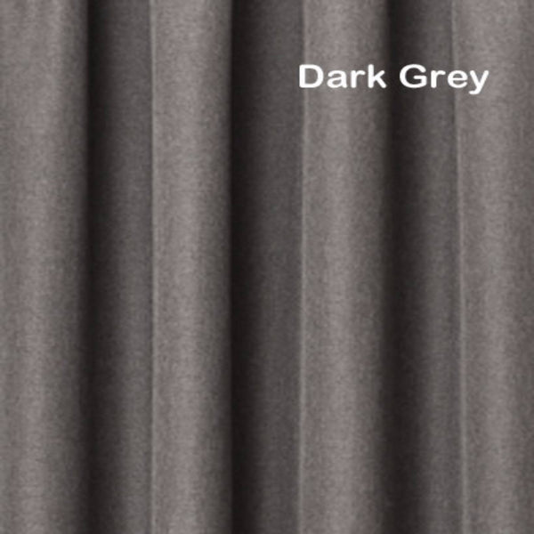 Euro-Linen-Flame-Retardant-Rod-Pocket-Panel-Dark-Grey-Zoom