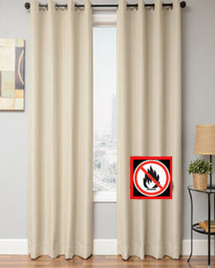 Euro-Linen-Flame-Retardant-Grommet-Top-Panel