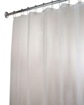 Extra Wide Shower Curtain Liners