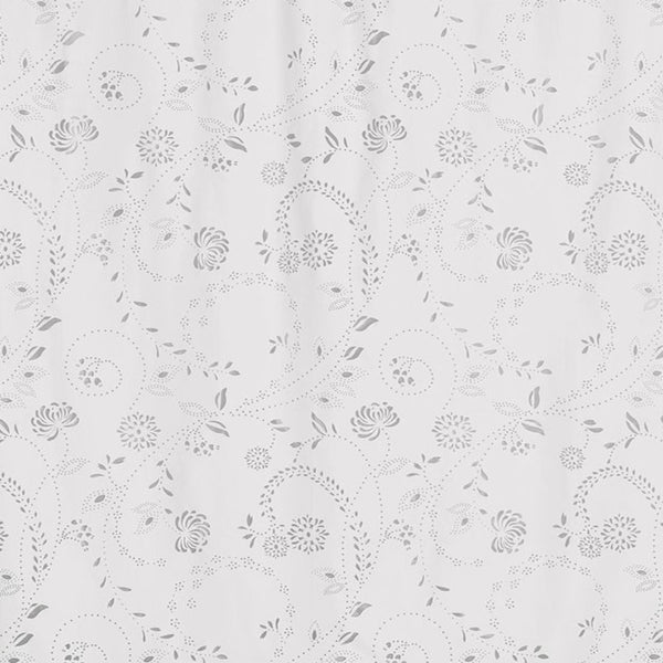 Eyelet-Fabric-Shower-Curtain-White-Zoom