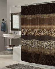 Felina-Fabric- Shower Curtain