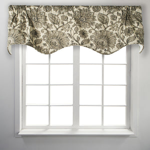 Florence Scalloped Valance