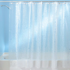 Floret Eva Vinyl Shower Curtain
