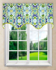Folk-Damask-Wave-Valance