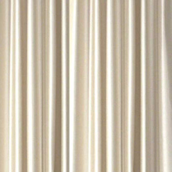 Fontaine- Back- Tab-Pleated- Room -Darkening- Patio -Panel-Ivory-Zoom