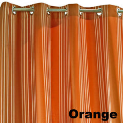 Outdoor-Décor-Gazebo-Stripe-Grommet-Top-Panel-Orange-Zoom