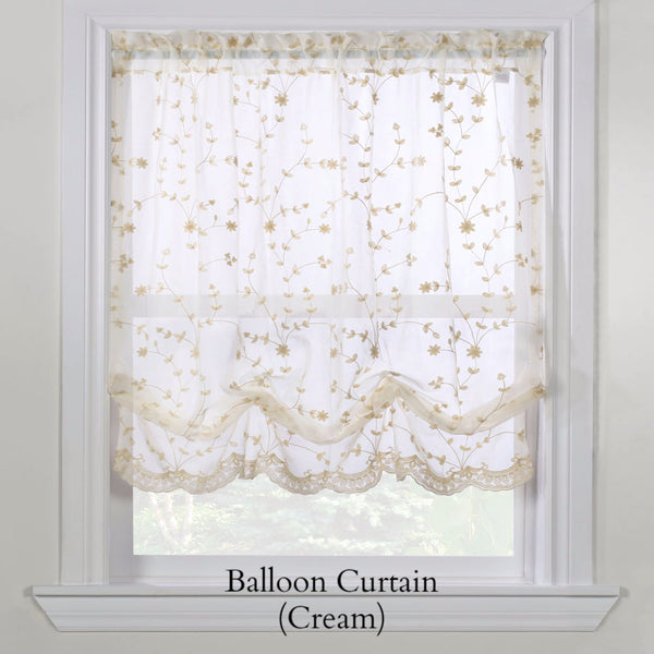 Grandeur-Sheer-Floral-Embroidered-Balloon-Curtain-Cream-Zoom