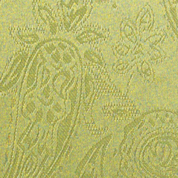 Closeup shot of sage Gabrielle Insulated Panel Pair fabric