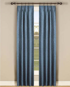 Gabrielle Insulated Foam Back Pinch Pleat Panel Pair