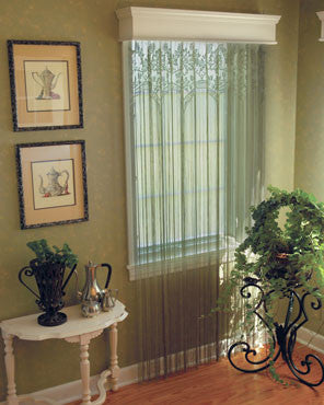 Gala String Lace Curtain
