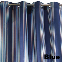 Outdoor-Décor-Gazebo-Stripe-Grommet-Top-Panel-Blue-Zoom