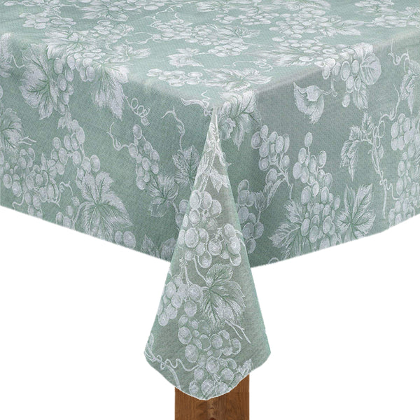 Grapevine Vinyl Tablecloth
