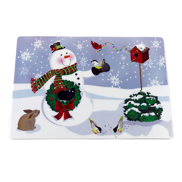 Holiday Vinyl Placemats