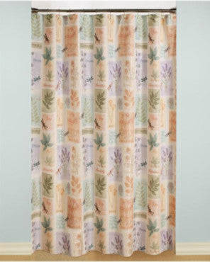 Harmony Fabric Shower Curtain