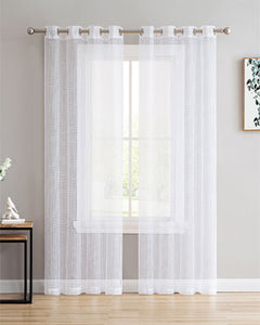Hartwell Sheer Grommet Top Panel