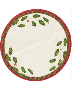 "Lenox Holiday Nouveau 15"" Round Placemat"