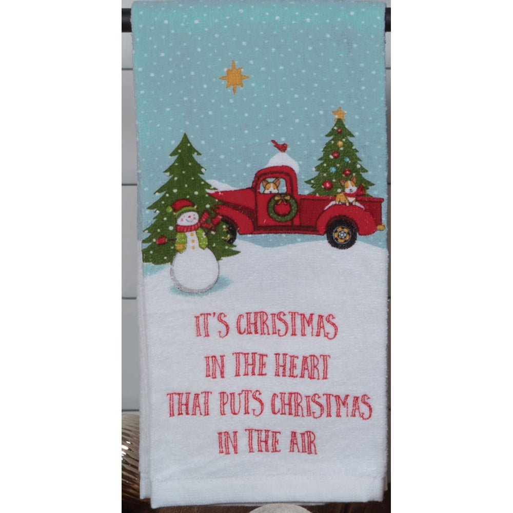 Enjoyable Home For The Holiday Kitchen Towel Assortment Home Interior And Landscaping Eliaenasavecom