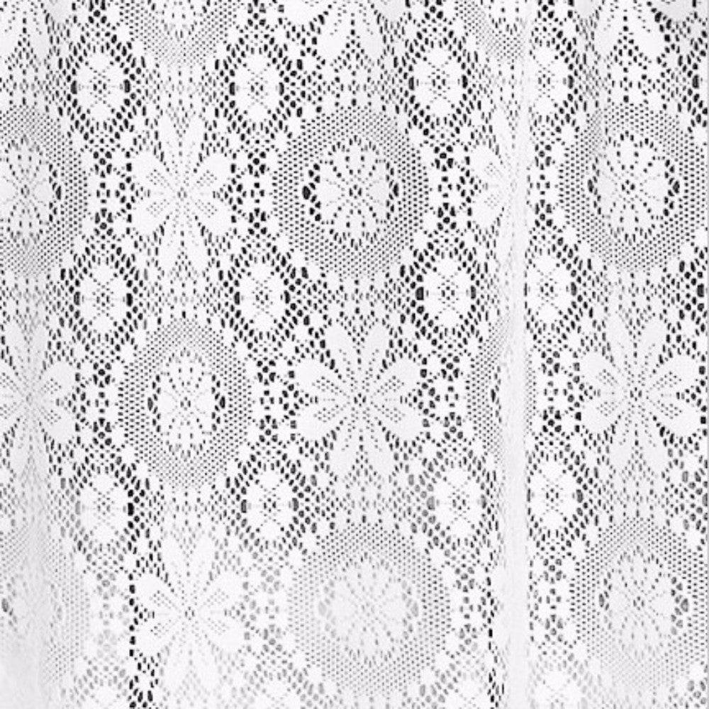 Lorraine Home Fashions Hopewell Lace Window Shade